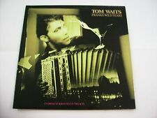 TOM WAITS - FRANKS WILD YEARS - LP VINYL EXCELLENT CONDITION 1987 ITALY