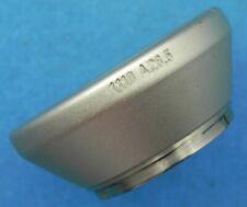 Zeiss Chrome 1110 A28.5mm slip-on hood  #1 ............ Minty