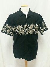 Ralph Lauren Chaps HAWAIIAN shirt Size Large