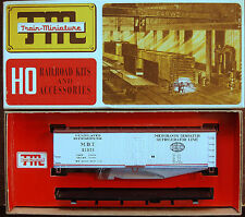 HO Train Miniature Merchants Despatch (MDT) (NYC) 40' Reefer Kit
