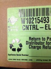 Whirlpool Washer Control Board W10215493