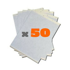 50 Tattoo Transfer Paper Stencil Carbon Thermal Tracing Hectograph