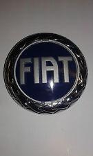 FIAT GRANDE PUNTO BADGE BLU POSTERIORE DIMENSIONE 85mm NUOVO COD. 450/117