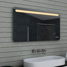 LED Badezimmerspiegel Wand Spiegel Multifunktion Touchschalter dimmbar MLF120X65