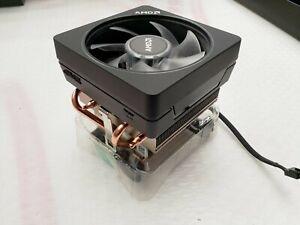 AMD Ryzen Wraith RGB Prism Heat Sink Cooler Fan For Socket AM4, Cooler Fan only