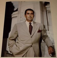 TYRONE POWER /  8 x 10  COLOR  PHOTO