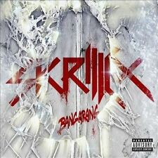 Bangarang [PA] by Skrillex (CD, Jan-2012, WEA (Distributor)) Like New