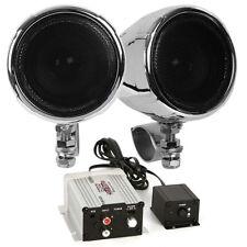 AMPLIFICATORE E CASSE PYLE PLMCA20 CON 2 DIFFUSORI MP3 INGRESSO AUX JACK 3,5 MM