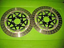 ZX6R ZX6 ZX 6 R 6R ZX600 Kawasaki Ninja Front Wheel Disc Brake Rotors 95-97