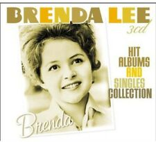 Brenda Lee - Hit Albums & Singles Collection [New CD] Holland - Import