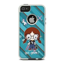 Skin for Otterbox iPhone 5/5S - Got Geek by Chrissy Clark - Sticker Decal