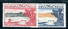 BELGISCH KONGO 1953 318-319 ** POSTFRISCH SATZ (I2737