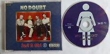 NO DOUBT - JUST A GIRL, 1997 CD SINGLE. IND 95539