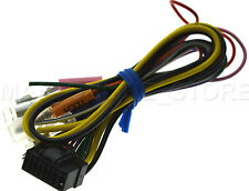 ALPINE CDE-HD137BT CDEHD137BT GENUINE WIRE HARNESS *PAY TODAY SHIPS TODAY*