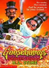 Bride of the Living Dummy (Goosebumps Series 2000) By R. L. Stine