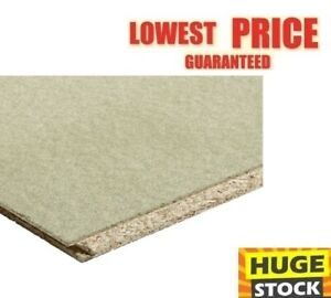 CHIPBOARD FLOORING SHEETS T&G - LIMITED DELIVERY OPTIONS -MESSAGE BEFORE BUY