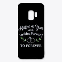 40th Anniversary Look Forward To Forever Samsung Case