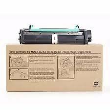 Konica Minolta 4152613 - Toner schwarz - für Minoltafax 1600e 2800 3800