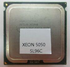 LOY 5*** Intel Xeon Dual Core 5050 3GHz 667MHz 4MB LGA771 Processor (SL96C)