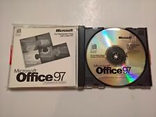 Microsoft Office 97 Professional Edition - Full Version with Product Key Win 95