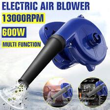 600W Elektro Handheld Staub Grass Leaf Computer TV Air Blower Staubsauger