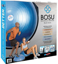 BOSU Ball Home Balance Trainer With 6 DVD Fitness Workout Video