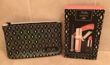 **PUR MINERALS** QUICK PRO LIPS - PURFECTLY NUDE COLLECTION + MAKEUP BAG