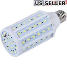 100W Equivalent LED Bulb 75-Chip Corn Light E26 1850lm 17W Cool Daylight 6000K
