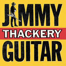 Guitar by Jimmy Thackery (180g Vinyl LP, Jun-2008, Blind Pig)