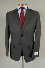 New Edwards Signature 36S Mens Dark Gray 2 Btn Blazer Sport Coat Jacket 669