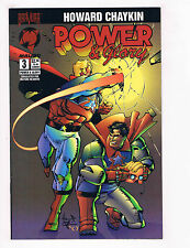 Power & Glory #3 NM Bravura Malibu Comics Comic Book Chaykin 1994 DE28
