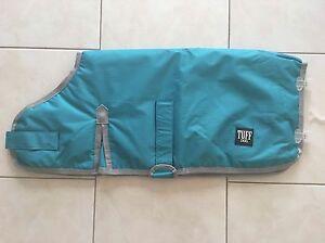 Tuff Dog Rug Coat 600D Teal 100% Waterproof