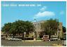 Vintage Postcard Baxter County Court House Mountain Home Arkansas  J21