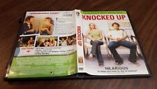 Knocked Up (DVD, 2007, Rated Widescreen)