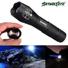4000LM 5 Modes CREE XM-L T6 LED Torch Powerful 18650 Taschenlampen Lampe Licht