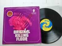 KILLING FLOOR - Original Killing Floor 1969 HEAVY BLUES HARD ROCK Spark UK press