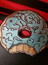 Phish Baker's Dozen Donut Patch Night 1 7/21/17 Msg Sold Out not pin magnet