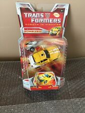 Hasbro Transformers Robots in Disguise RID Bumblebee Deluxe Sealed 2006