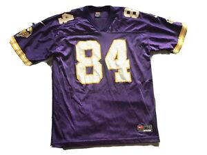 Vintage Randy Moss Minnesota Vikings Youth Nike XL (18/20) Jersey In Good Cond