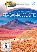 DVD BR Fernweh Atacama Deserto Guida viaggio con Consigli di autoctoni dal