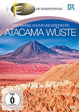 DVD BR Fernweh Atacama Desierto Guía de viaje con Recomendaciones de expertos