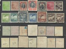 Chile 1928-39 Air Mail.