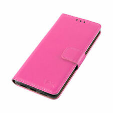 Plain Synthetic Leather Cases & Covers for Huawei Mobile Phones