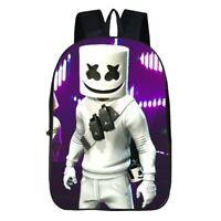 Justin Bieber Fans Student Patent Leather Schoolbag Backpack Satchel