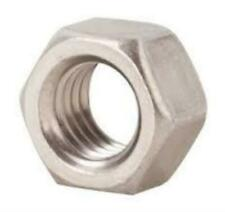 M8 X 1.25 Metric Left Hand Thread Nut Class 8 (pkg of 25)