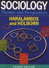 Sociology: Themes and Perspectives By Michael Haralambos, R.M.  .9780003223163