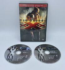 Dvd Xxx (2005) Unrated Director's Cut Vin Diesel Revolution Studios