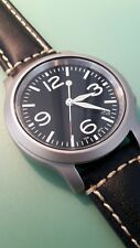 New Seiko Dagaz Mod Sinn Style Explorer Dial Custom Modded Retro Automatic Watch