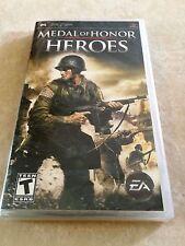 Medal of Honor (1999) (Sony PSP, 2009) PSP BLACK LABEL NEW