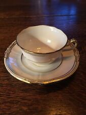 SPODE SHEFFIELD ENGLAND CUP & SAUCER - Excellent!
